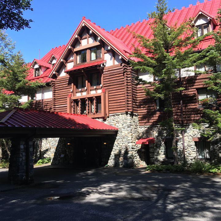 """緑に癒される時間。軽井沢・上高地にある""""一度は泊まってみたい憧れ宿""""10選"""