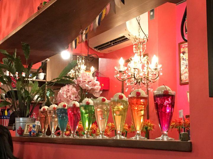 可愛くてインスタ映え!47都道府県でクリームソーダが食べれる店