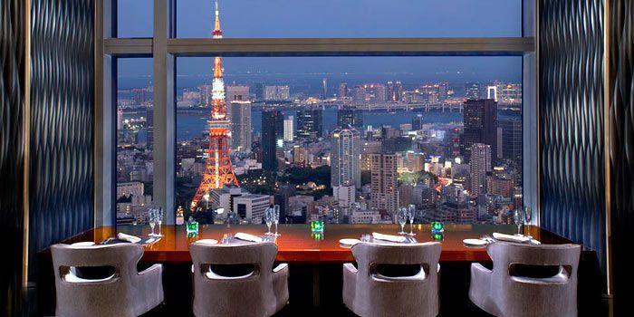 クリスマスのための予習です!夜景が見える東京都内の人気レストラン9選