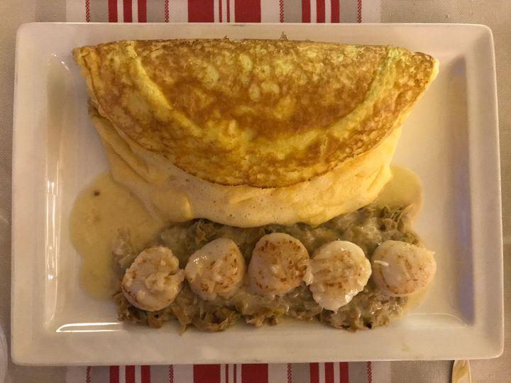 世界遺産モンサンミッシェルを訪れるなら絶対食べたい!?プラールおばさんのふわふわオムレツ