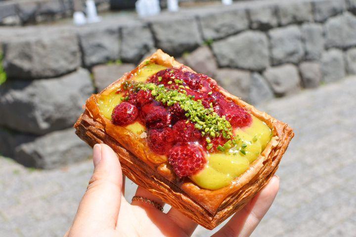 サクサク食感がたまらない。東京都内で食べられる極上デニッシュ7選