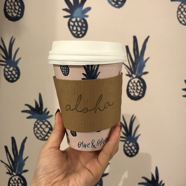 ハワイで話題沸騰中!「Olive&Oliver」のお洒落すぎるコーヒーに注目