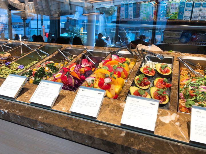 食べ過ぎOK!「#野菜カフェ」で見つけた東京都内の野菜カフェ7選