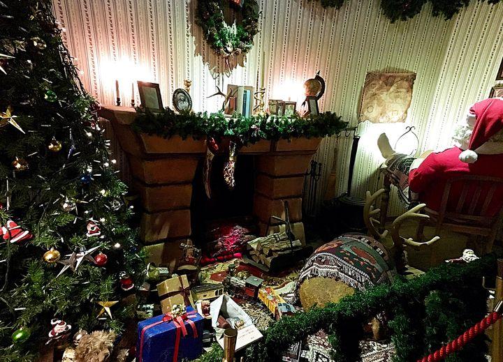 """一年中クリスマスを堪能!山中湖の""""サンタクロースミュージアム""""が可愛すぎる"""