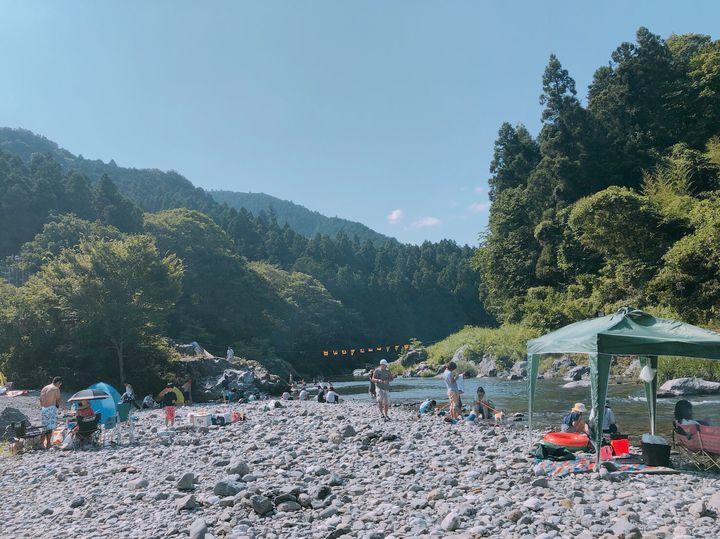 都内でキャンプするならここ!川井キャンプ場でできること15選