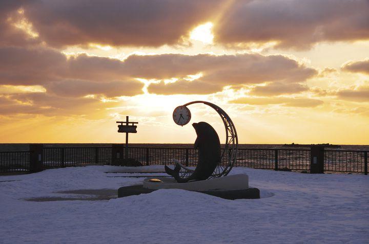 そこはとてつもない、魔法の世界。北海道稚内市の「ノシャップ岬」で幻想体験を