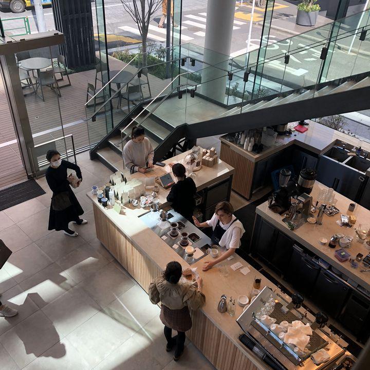 日の差す春に行きたい場所!東京都内の「シンプルさが魅力」のカフェまとめ