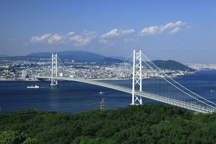 圧巻!世界最長のつり橋「明石海峡大橋」でしたい5つのこと